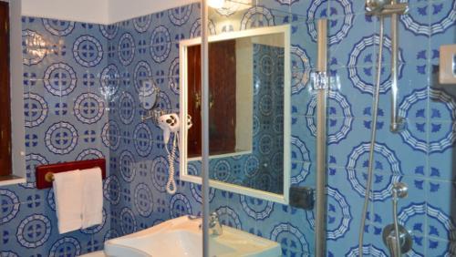 Bathroom of the Standard double room